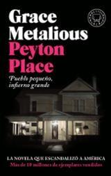 Peyton Place - Metalious, Grace