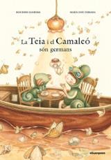 La Teia i el Camaleó són germans - Ferrada, María José