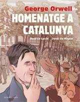 Homenatge a Catalunya (Còmic)