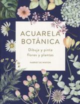 Acuarela botánica -