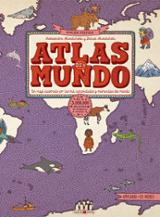 Atlas del mundo. Edición púrpura - Mizielinska, Aleksandra