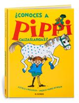 Conoces a Pippi Calzaslargas? - Lindgren, Astrid