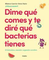 Dime qué comes y te diré qué bacterias tienes - García-Orea, Blanca