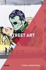 Street art - Armstrong, Simon