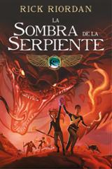 La sombra de la serpiente (còmic) - Riordan, Rick