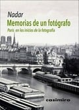 Memorias de un fotógrafo - Nadar