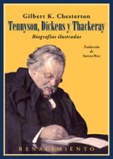 Tennyson, Dickens y Thackeray. Biografías ilustradas