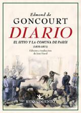 Diario. El sitio y la Comuna de París (1870-1871) - Goncourt, Edmond De