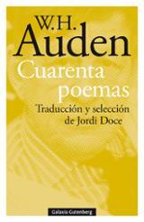 Cuarenta poemas - Auden, W.H.