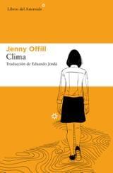 Clima - Offill, Jenny