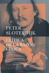 Crítica de la razón cínica - Sloterdijk, Peter