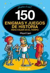 150 enigmas y juegos de historia -