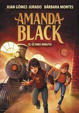 El último minuto. Amanda Black 3