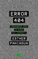 Error 404 - Paniagua, Esther