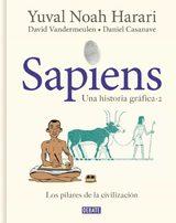 Sapiens. Una historia gráfica, 2