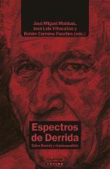 Espectros de Derrida - AAVV