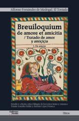 Breuiloquium de amore et amiticia - Fernández de Madrigal, Alfonso
