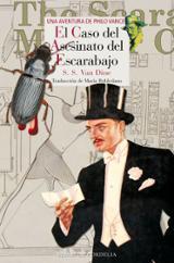 El caso del asesinato del escarabajo - Van Dine, S.S.