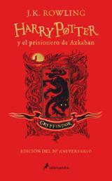 Harry Potter y el Prisionero de Azkaban (Gryffindor)