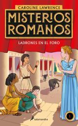 Ladrones en el foro (Misterios romanos 1) - Lawrence, Caroline