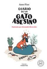 Diario de un gato asesino - Fine, Anne