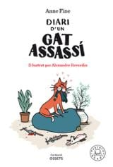 Diari d´un gat assassí - Fine, Anne