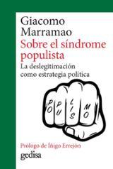 Sobre el síndrome populista - Marramao, Giacomo