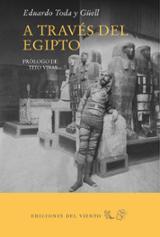 A través del Egipto - Toda y Güell, Eduardo