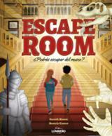 Escape Room. ¡Podrás escapar del museo? - Moore, Gareth