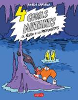4 cobais mutants. La bèstia de les profunditats - Laperla, Artur