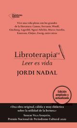 Libroterapia, leer es vida