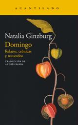 Domingo - Ginzburg, Natalia
