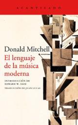 El lenguaje de la música moderna - Mitchell, Donald