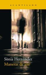 Maneras de irse - Hernández, Sònia