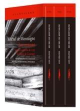 Los ensayos (estuche) - Montaige, Michel