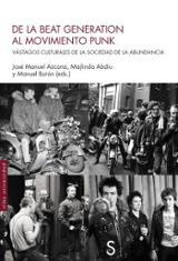 De la Beat Generation al movimiento punk - Azcona, José Manuel