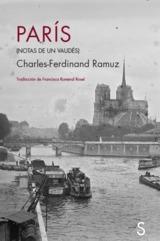 París (notas de un vaudés) - Ramuz, Charles-Ferdinand
