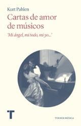 Cartas de amor de músicos - Pahlen, Kurt