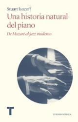 Una historia natural del piano - Isacoff, Stuart