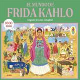 El mundo de Frida Kahlo Puzzle 1000 piezas - AAVV