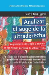 Analizar el auge de la ultraderecha - Acha Ugarte, Beatriz