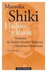Haikus y kakis - Shiki, Masaoka