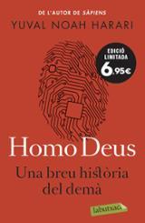 Homo Deus. Un breu història del demà