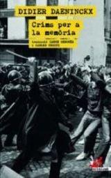 Crims per a la memòria - Daeninckx, Didier