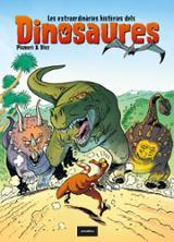Les extraordinàries històries dels dinosaures - AAVV