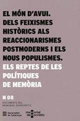 El món d´avui. Documents del Memorial Democràtic 8 - AAVV