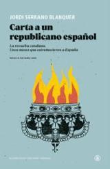 Carta a un republicano español - Serrano Blanquer, Jordi