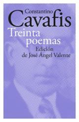 Treinta poemas - Cavafis, C.P.