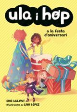 Ula i Hop a la festa d´aniversari