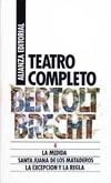 Teatro Completo. tomo 4